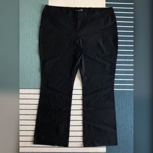 Maurices 4X Black Trouser